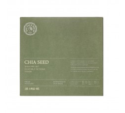 The Face Shop Chia Seed Special Skincare Set