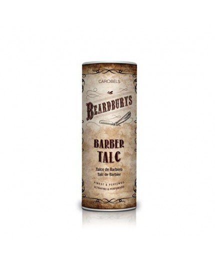 Beardburys Talcum Powder 200 g