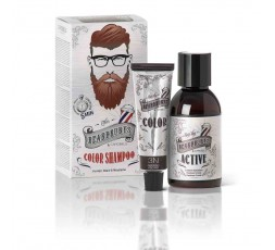 Beardburys Color Shampoo 3N