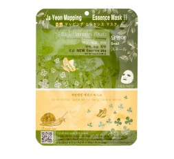 Ja Yeon Mapping Snail Essence Mask