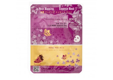 Ja Yeon Mapping Grape Essence Mask