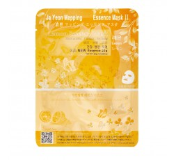 Ja Yeon Mapping Lemon Essence Mask