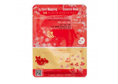 Ja Yeon Mapping Pomegranate Essence Mask