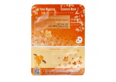 Ja Yeon Mapping Royal Jelly Essence Mask