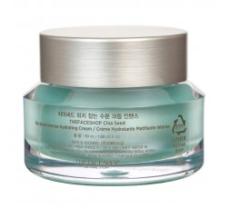 The Face Shop Chia Seed No Shine Hydrating Intense Cream 50ml