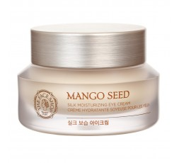 The Face Shop Mango Seed Silk Moisturizing Eye Cream 50ml