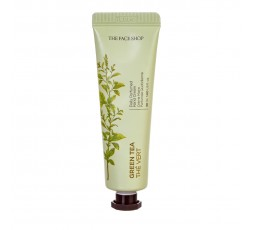 The Face Shop Daily Perfumed Hand Cream Green Tea 30ml