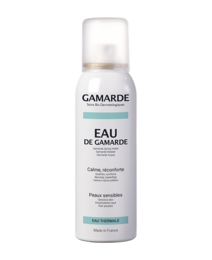 Gamarde Spring Water - For Sensitive And Delicate Skin 100ml