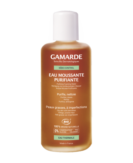 Gamarde Eau Moussante Purifiante 200ml