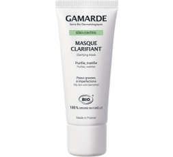 Gamarde Balancing Mask - Natural Face Mask for Oily Skin 40g