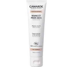 Gamarde Nutrition Intense - Natural Cream for Dry Hands and Feet 100g