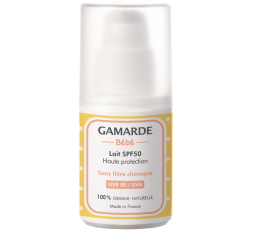 Gamarde Lait SPF50 Haute Protection 40ml