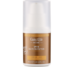 Gamarde SPF 50 – Haute Protection 40ml