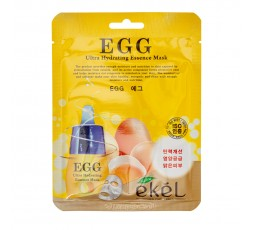 Ekel Ultra Hydrating Essence Mask Egg 25g