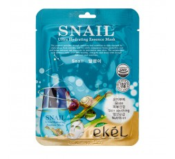 Ekel Ultra Hydrating Essence Mask Snail 25g