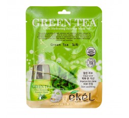Ekel Ultra Hydrating Essence Mask Green Tea 25g