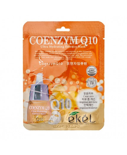 Ekel Ultra Hydrating Essence Mask Coenzyme Q10 25g