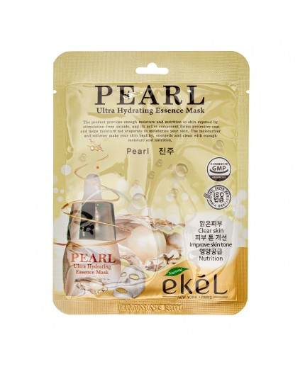 Ekel Ultra Hydrating Essence Mask Pearl 25g