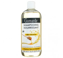 Gamarde Nourishing Shampoo 500ml