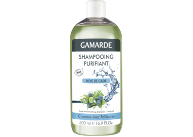 Gamarde Purifying Shampoo 500ml