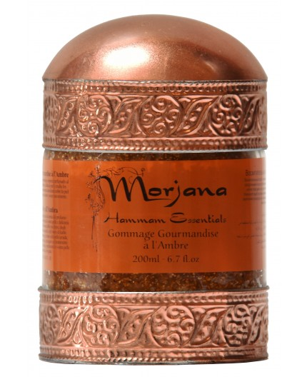 Morjana Amber Delicious Body Scrub 200ml