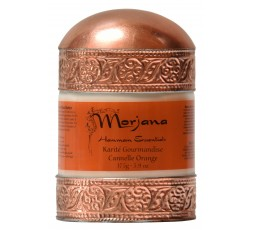 Morjana Delicious Orange Cinnamon Shea Butter 175g