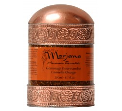 Morjana Cinnamon Orange Delicious Scrub 200ml