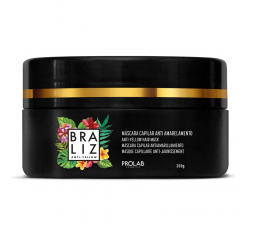Braliz Anti-Yellow Hair Mask 300g