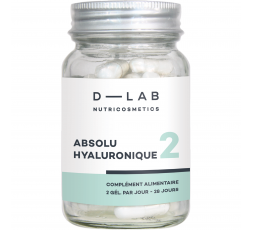 D-LAB Nutricosmetics Absolu Hyaloronique