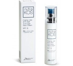 Nutrakos Face Cream SPF15