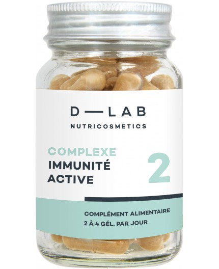 "D-LAB Nutricosmetics  ""Active Immunity System"""