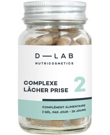 D-LAB Nutricosmetics  ,,Stress Relief Complex""
